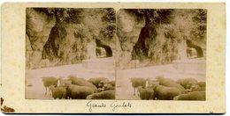 Photos Stéréoscopiques - Drome  26 - Les Grands  Goulets   ( A 19 ) - Photos Stéréoscopiques