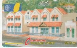 Grenada - Grentel Building - 105CGRF - Grenada