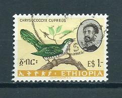 1962 Ethiopië Birds,oiseaux,vögel,vogels Used/gebruikt/oblitere - Ethiopië