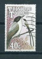 1990 Trinidad&Tobago Birds,oiseaux,vögel,vogels Used/gebruikt/oblitere - Trinidad En Tobago (1962-...)