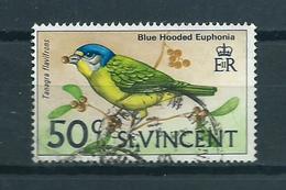 1970 St.Vincent Birds,oiseaux,vögel,vogels Used/gebruikt/oblitere - St.Vincent (1979-...)