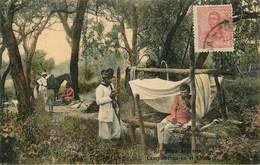 Argentine - Républica Argentina - Campamento En El Chaco - état - Argentine