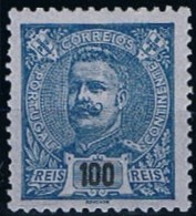Portugal, 1895/6, # 135, MNH - 1892-1898 : D.Carlos I