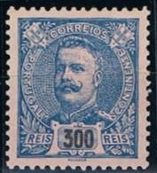Portugal, 1895/6, # 138, MNG - 1892-1898 : D.Carlos I