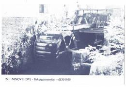 Ninove: Bakergemmolen ( 2 Scans) - Ninove