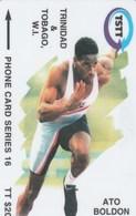 Trinidad & Tobago - Ato Boldon - 179CTTB - Trinité & Tobago