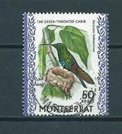 1970 Montserrat Birds,oiseaux,vögel,vogels Used/gebruikt/oblitere - Montserrat