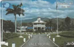 Jamaica - Vale Royal - October '95 - 20JAMA - Jamaica