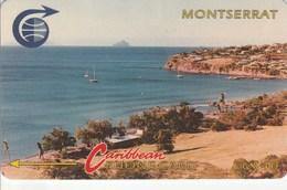 Montserrat - Bay With Redonda - 3CMTC - Montserrat