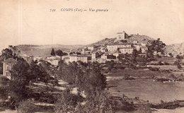 """COMPS """"vue"""" - Comps-sur-Artuby"""