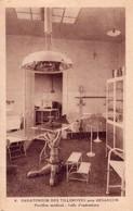CPA De BESANCON - Sanatorium Des Tilleroyes. Pavillon Médical. Salle D'opérations. Photo Meusy. Non Circ. - Besancon
