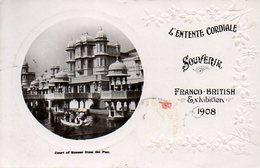 L'entente Cordiale : Souvenir De L'exposition Franco British 1908 - Expositions