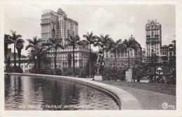 CARTOLINA - POSTCARD - BRASILE -São PAULO - PORQUE ANHANGABAHU - São Paulo