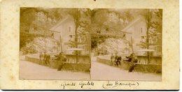 Photos Stéréoscopiques - Drome 26 -  Grands  Goulets - Les Baraques  ( A 21 ) - Photos Stéréoscopiques