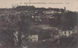 Hardricourt : Meulan-Hardricourt - Panorama De Meulan - Hardricourt