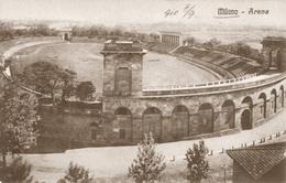MILANO - ARENA STADIO CIVICO STADIUM STADION STADE ESTADIO - VG 1918 - Calcio