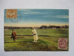 LE JEU DE GOLF         TTB - Golf