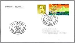 PARQUE NACIONAL DEL TEIDE-ICONA. Diploma Europeo Consejo De Europa. La Laguna, Tenerife, 1989 - Protección Del Medio Ambiente Y Del Clima