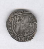 1 Real Espagne / Spain Ferdinand Et Isabelle Circa 1500 TTB - [ 1] …-1931 : Royaume