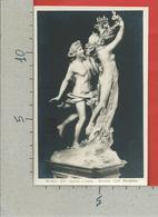 CARTOLINA NV ITALIA - ROMA - L. BERNINI - Apollo E Dafne - G. Borghese - 9 X 14 - Sculture