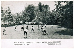 Sint Albertuscullege Der Paters Carmelieten, Eksaarde (pk55409) - Lochristi