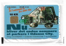Denmark - Danmønt - Odense City - DB047 - 10Kr. Exp. 01.1999, 5.456ex, NSB - Danemark