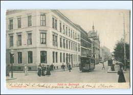 XX004523/ Kristiana Hotel Du Boulevard Straßenbahn Norwegen AK 1906 - Norway