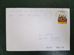 (22493) STORIA POSTALE ITALIA 1993 - 6. 1946-.. Repubblica