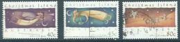 CHRISTMAS - USED/OBLIT.- 1994 - CHRISTMAS - Yv 410-412 - Lot 19073 - Christmas Island