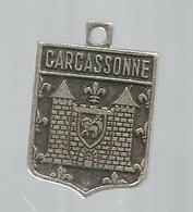 Médaille , CARCASSONNE , 30 X 20 Mm - Toeristische
