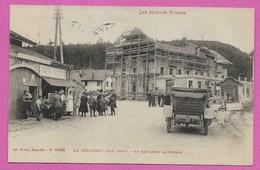 88 Vosges Schlucht Le Valtin Douane Bazar ( Brasserie )env De Gerardmer St Dié Munster Krappenfels Honneck - Autres Communes