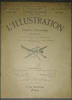 L'Illustration 3818 6 Mai 1916 Tsar Nicolas II/La Marine Russe/La Parade Des Drapeaux/Reprise Du Bois De La Caillette - Journaux - Quotidiens