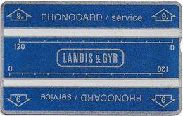 Netherlands - L&G Service Card - 403K - 240Units, 9.400ex, Mint - Paesi Bassi