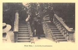 Paris Vécu - Au Jardin D'Acclimatation - Eléphant - Cecodi N'1001 - France