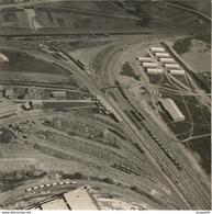 PHOTO AERIENNE  HAGONDANGE  OU ENVIRON ? CONSTRUCTION  Ligne Se Chemin De Fer   USINE  SIDERUGIE N°  Ph 2 ° - Hagondange