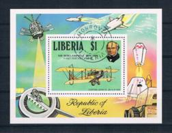 Liberia 1979 Flugzeuge Block 93 Gest. - Liberia