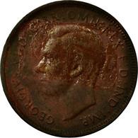 Monnaie, Australie, George VI, 1/2 Penny, 1948, TB+, Bronze, KM:41 - Monnaie Pré-décimale (1910-1965)