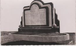 59 Boussois  Monument Aux Morts  De La Guerre 1939-1945 - Autres Communes