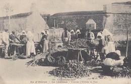 ILE D'OLERON - LE CHÂTEAU: Trieuses D'Huîtres Au Port - Ile D'Oléron