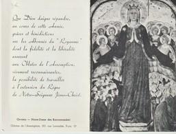 CALENDRIER 1969 - ORVIETO - NOTRE DAME DES RACCOMANDATI - OBLATES DE L'ASSOMPTION - PARIS - Calendriers