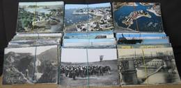 LOT 1000 CPSM/CPM Grand Format - Que De France, Principalement Bretagne Et Région Sud-est - Quelques Belles Animations - Cartes Postales
