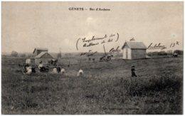 50 GENETS - Bec D'Andaine - France