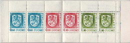 Finland 2 Mint Booklets - Stamps