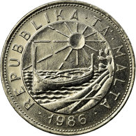 Monnaie, Malte, Lira, 1986, TTB, Nickel, KM:82 - Malta