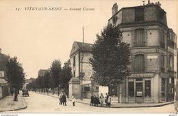 94 - VITRY SUR SEINE - AVENUE CARNOT - Vitry Sur Seine