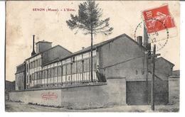 CPA  De  SENON  (55)  -  L'  Usine       //   BE - France