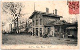 94 LE PARC SAINT-MAUR - La Gare - France