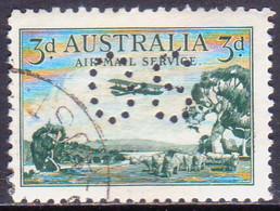 Australia 1929 SG #O119 3d Used Air Service CV £12 - Officials
