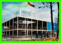EXPOSITION UNIVERSELLE ET INTERNATIONALE DE BRUXELLES 1958 - PAVILLON DU CANADA - IRIS - - Expositions