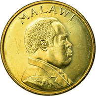 Monnaie, Malawi, Kwacha, 1996, SUP, Brass Plated Steel, KM:28 - Malawi